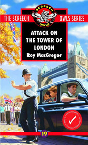 Attack on the Tower of London (#19) by Roy MacGregor, 9780771056482