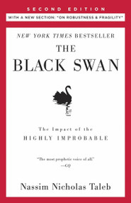 """The Black Swan: Second Edition (The Impact of the Highly Improbable: With a new section: """"On Robustness and Fragility"""") by Nassim Nicholas Taleb, 9780812973815"""