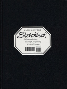 Large Sketchbook (Lizard, Black) by Watson-Guptill, 9780823057122