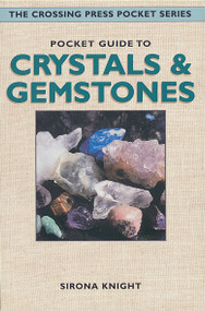 Pocket Guide to Crystals and Gemstones (Miniature Edition) by Sirona Knight, 9780895949479
