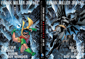 Absolute All-Star Batman And Robin, The Boy Wonder by Frank Miller, Jim Lee, 9781401247638