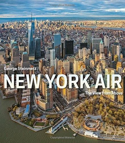New York Air (The View from Above) by George Steinmetz, 9781419717895