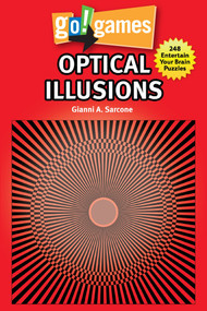 Go!Games Optical Illusions by Gianni A. Sarcone, 9781623540227