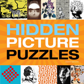 Hidden Picture Puzzles by Gianni Sarcone, 9781623540388