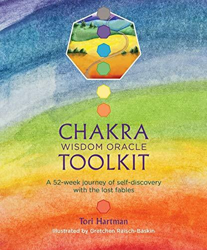 Chakra Wisdom Oracle Toolkit (A 52-Week Journey of Self-Discovery with the Lost Fables) by Tori Hartman, 9781780288291