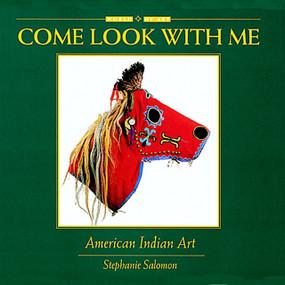 American Indian Art by Stephanie Salomon, 9781890674113