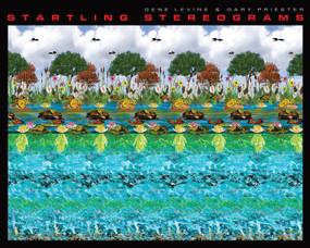 Startling Stereograms by Gene Levine, Gary Priester, 9781936140664