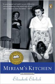 Miriam's Kitchen (A Memoir) by Elizabeth Ehrlich, 9780140267594