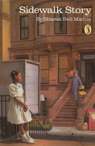 Sidewalk Story by Sharon Bell Mathis, 9780140321654