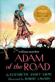 Adam of the Road by Elizabeth Janet Gray, Robert Lawson, 9780140324648