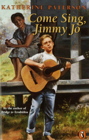 Come Sing, Jimmy Jo by Katherine Paterson, 9780140373974