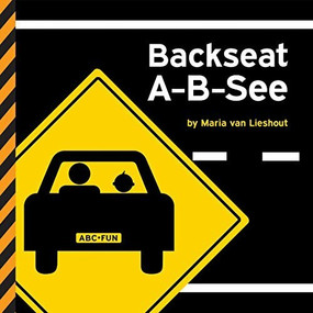 Backseat A-B-See - 9781452137322 by Maria van Lieshout, 9781452137322