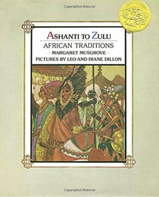 Ashanti to Zulu (African Traditions) by Margaret Musgrove, Diane Dillon, 9780140546040