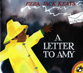 A Letter to Amy by Ezra Jack Keats, 9780140564426