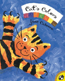 Cat's Colors by Jane Cabrera, Jane Cabrera, 9780140564877
