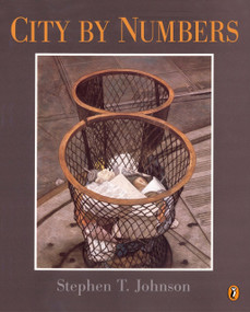 City by Numbers by Stephen T. Johnson, Stephen T. Johnson, 9780140566369
