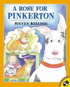 A Rose for Pinkerton by Steven Kellogg, Steven Kellogg, 9780142300091