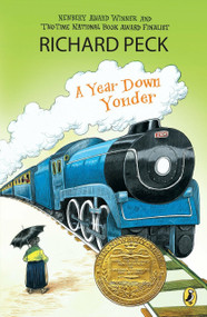 A Year Down Yonder by Richard Peck, 9780142300701
