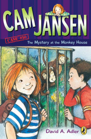 Cam Jansen: the Mystery of the Monkey House #10 by David A. Adler, Susanna Natti, 9780142400197