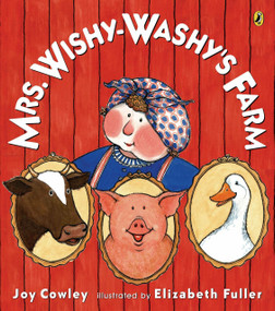 Mrs. Wishy-Washy's Farm by Joy Cowley, Elizabeth Fuller, 9780142402993