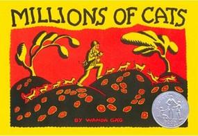 Millions of Cats (Gift Edition) by Wanda Gág, Wanda Gág, 9780142407080