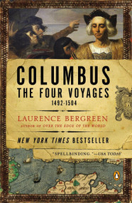 Columbus (The Four Voyages, 1492-1504) by Laurence Bergreen, 9780143122104
