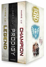 Legend Trilogy Boxed Set by Marie Lu, 9780399166679