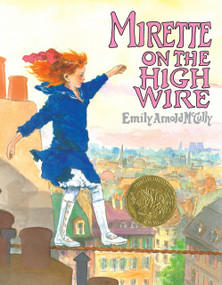 Mirette on the High Wire - 9780399221309 by Emily Arnold McCully, 9780399221309