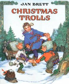 Christmas Trolls by Jan Brett, 9780399225079