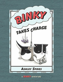 Binky Takes Charge - 9781554537686 by Ashley Spires, Ashley Spires, 9781554537686