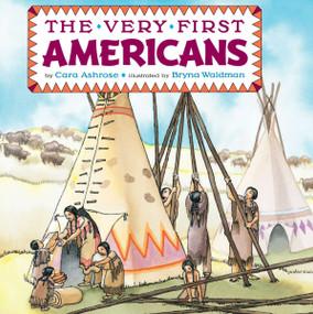 The Very First Americans by Cara Ashrose, Bryna Waldman, 9780448401683