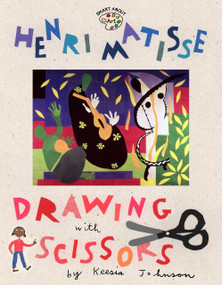 Henri Matisse (Drawing with Scissors) by Jane O'Connor, Jessie Hartland, 9780448425191