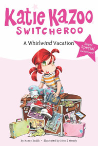 A Whirlwind Vacation (Super Special) by Nancy Krulik, John and Wendy, 9780448437484