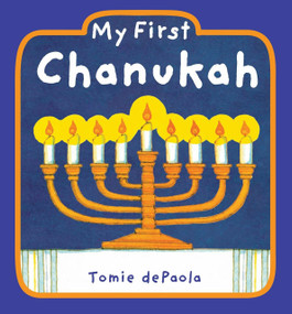 My First Chanukah by Tomie dePaola, 9780448448596