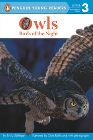 Owls (Birds of the Night) by Emily Sollinger, Chris Rallis, 9780448481357