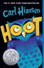 Hoot - 9780440419396 by Carl Hiaasen, 9780440419396