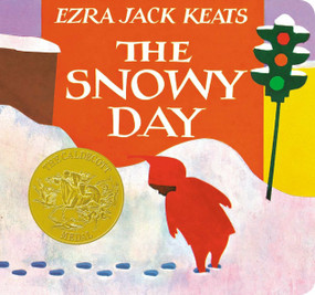 The Snowy Day Board Book by Ezra Jack Keats, 9780670867332