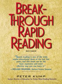 Breakthrough Rapid Reading by Peter Kump, 9780735200197