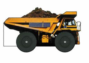 Big Dump Truck by DK, 9780789497147