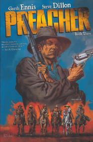 Preacher Book Three - 9781401245016 by Garth Ennis, Steve Dillon, 9781401245016