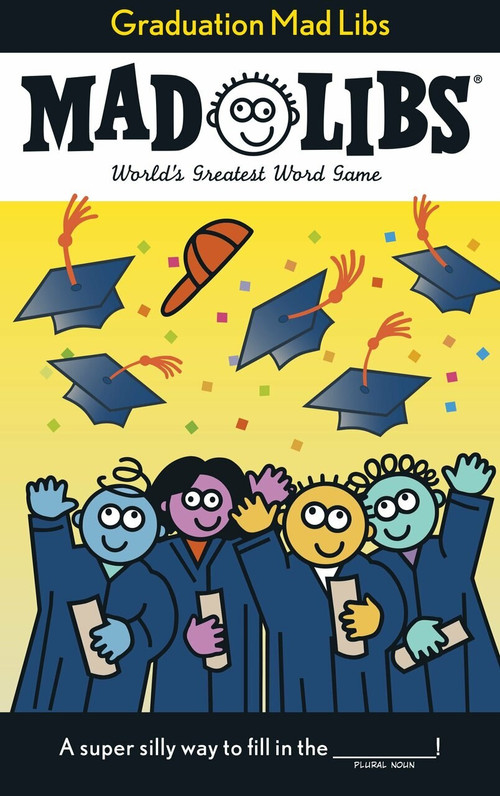 Graduation Mad Libs by Roger Price, 9780843113495