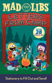 Letters from Camp Mad Libs (Stationery to Fill Out and Send!) by Mad Libs, 9780843118278