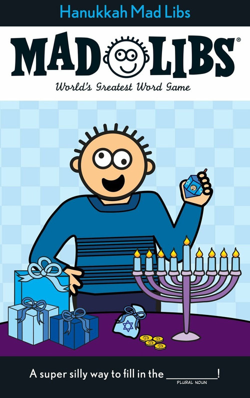 Hanukkah Mad Libs by Roger Price, Leonard Stern, 9780843172454