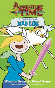 Fionna and Cake Mad Libs by Mad Libs, 9780843175288