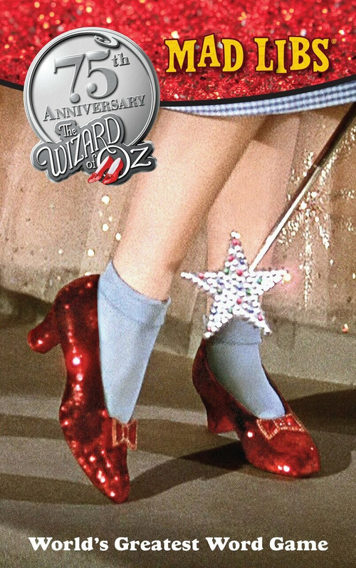 The Wizard of Oz Mad Libs by Roger Price, Leonard Stern, 9780843180176