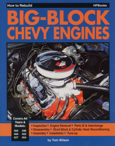 How to Rebuild Big-Block Chevy Engines by Tom Wilson, 9780895861757