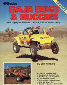 Baja Bugs & Buggies (How to Prepare VW-Based Cars for Off-Road Fun and Racing) by Jeff Hibbard, 9780895861863