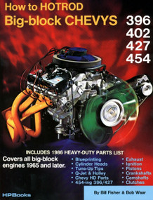 How to Hotrod Big-Block Chevys by John Thawley, 9780912656045