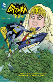 Batman '66 Vol. 2 by Jeff Parker, Jonathan Case, 9781401254612