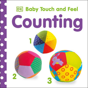 Baby Touch and Feel Counting by DK, 9781465414328